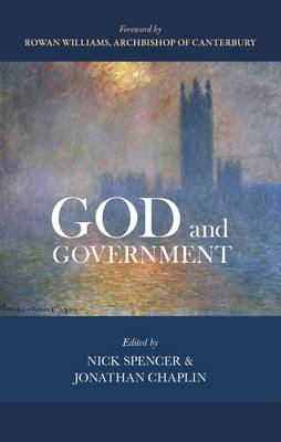 God and Government (Paperback)