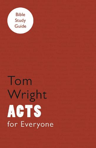 For Everyone Bible Study Guides: Acts (Paperback)