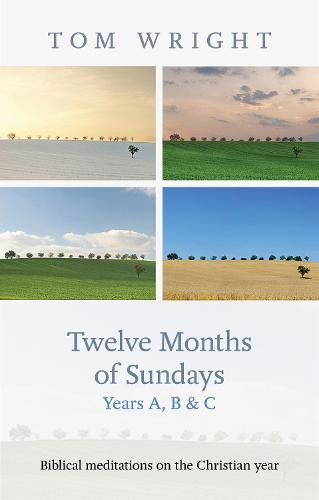 Twelve Months of Sundays Years A, B and C: Biblical Meditations on the Christian Year (Paperback)
