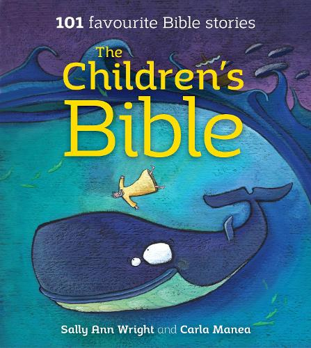 The Children's Bible: 101 Favourite Bible Stories (Paperback)