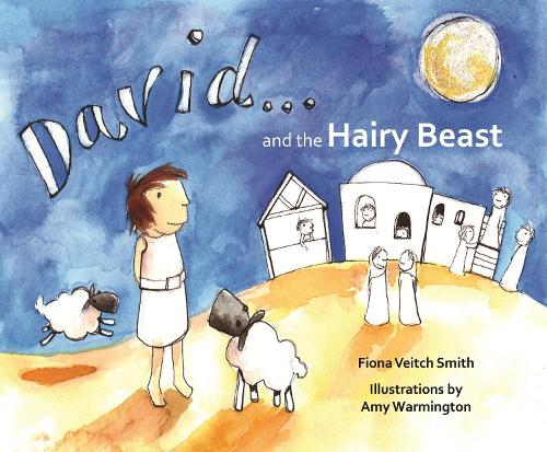 David and the Hairy Beast (Paperback)