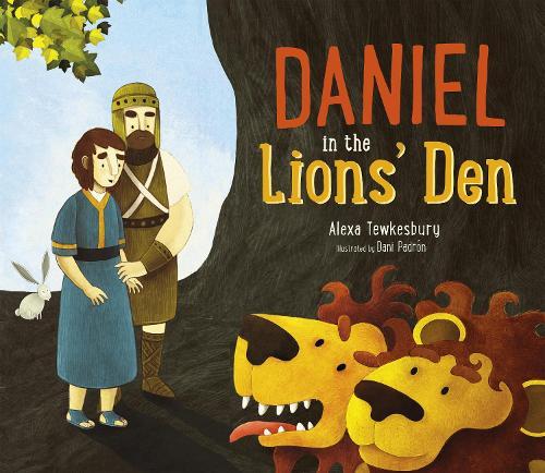 Daniel in the Lion's Den (Paperback)