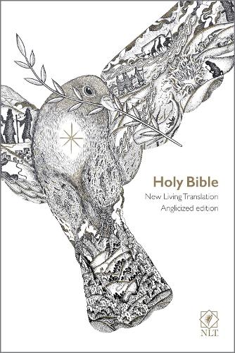 NLT Holy Bible: New Living Translation Popular Flexibound Dove Edition (Anglicized) (Paperback)