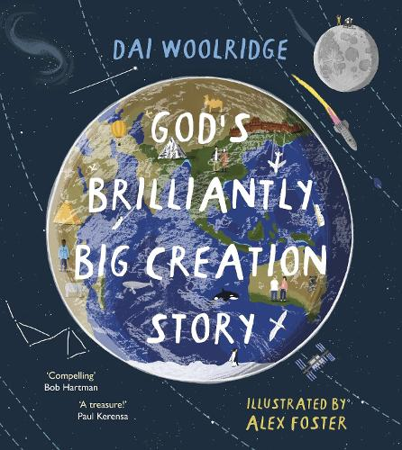 God's Brilliantly Big Creation Story (Paperback)