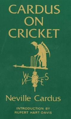Cardus on Cricket (Paperback)