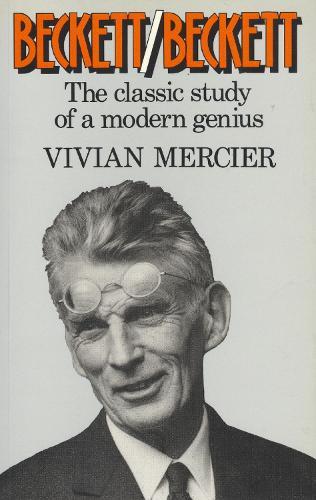 Beckett/Beckett: The Classic Study of a Modern Genius (Paperback)