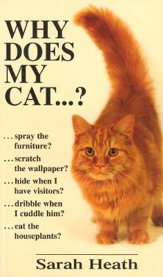 Why Does My Cat...? (Paperback)