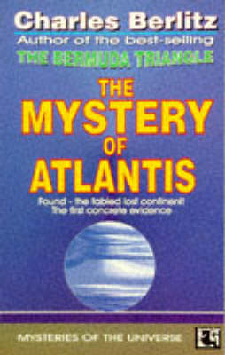 The Mystery of Atlantis (Paperback)