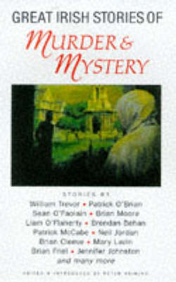 Great Irish Stories of Murder and Mystery (Paperback)