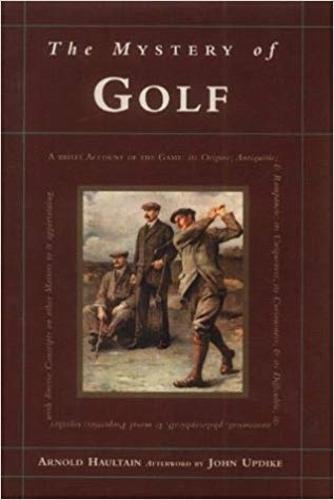 The Mystery of Golf (Hardback)