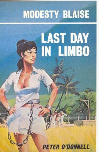 Last Day in Limbo (Paperback)