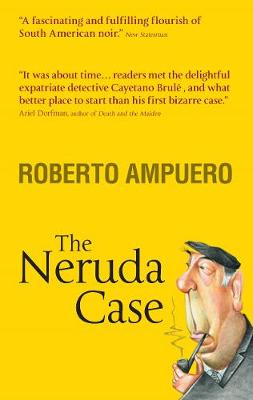 The Neruda Case (Paperback)