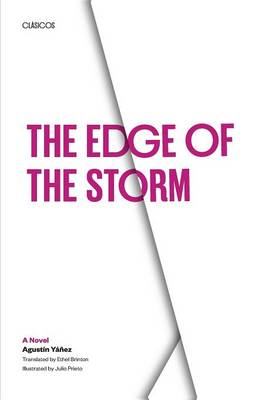 The Edge of the Storm: A Novel - Texas Pan American Series (Paperback)