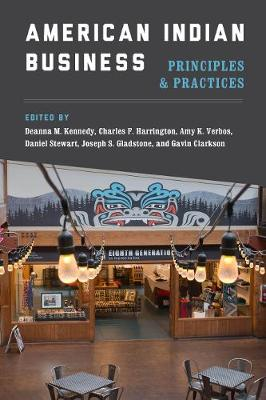 American Indian Business: Principles and Practices (Hardback)