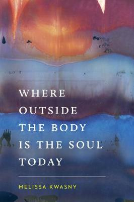Where Outside the Body Is the Soul Today (Hardback)