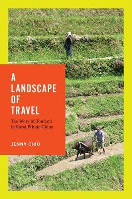 A Landscape of Travel: The Work of Tourism in Rural Ethnic China - Studies on Ethnic Groups in China (Paperback)