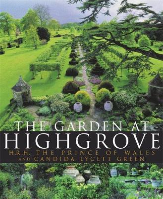 The Garden At Highgrove (Hardback)