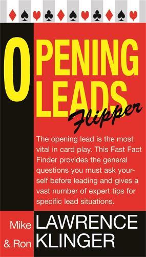 Opening Leads Flipper (Paperback)
