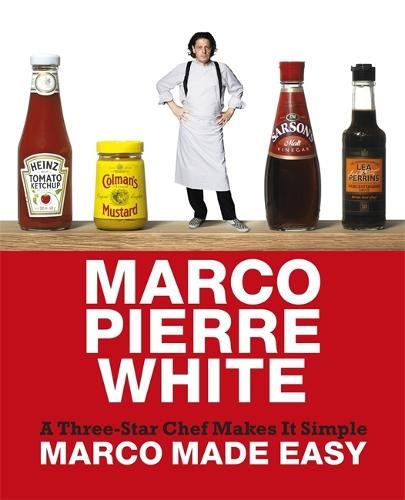 Marco Pierre White Food Prep Product