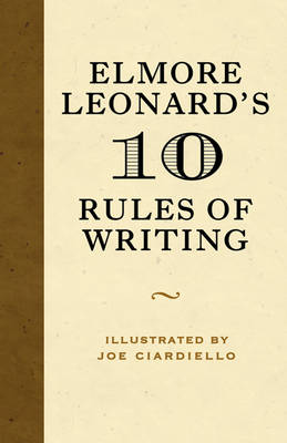 10 Rules of Writing (Hardback)