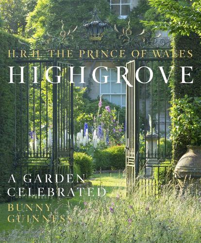 Highgrove: A Garden Celebrated - Limited Leatherbound Edition (Hardback)