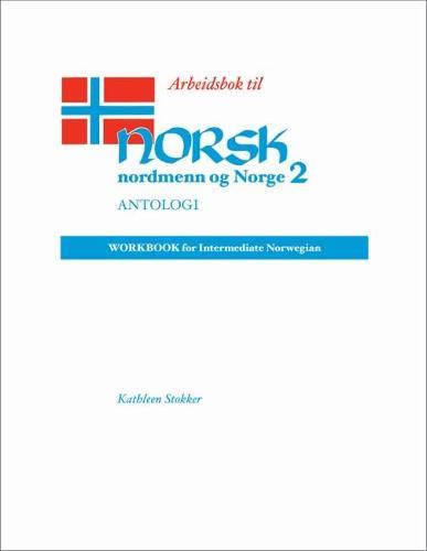 Norsk, Nordmenn Og Norge Arbeidsbok (Paperback)
