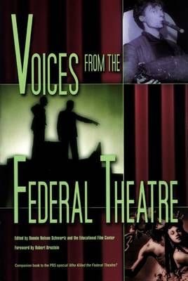 Voices from the Federal Theatre (Hardback)