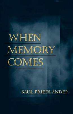When Memory Comes (Paperback)