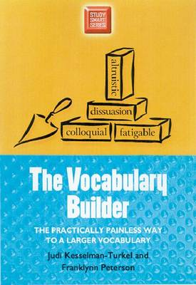 The Vocabulary Builder: The Practically Painless Way to a Larger Vocabulary (Paperback)