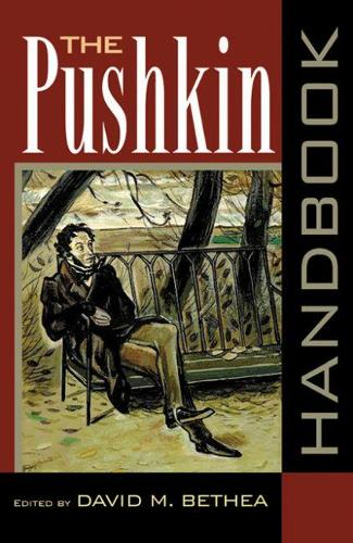 The Pushkin Handbook - Wisconsin Center for Pushkin Studies (Paperback)