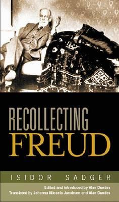 Recollecting Freud (Hardback)