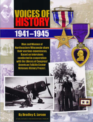 Voices of History: 1941-1945 (Paperback)