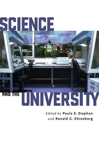 Science and the University - Science & Technology in Society (Hardback)
