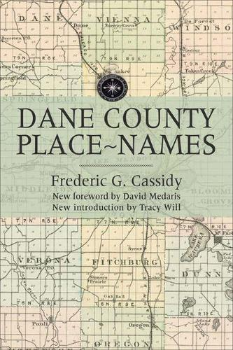 Dane County Place-names (Paperback)