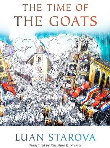 The Time of the Goats (Paperback)