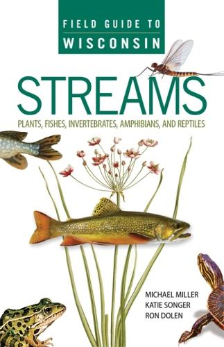 Field Guide to Wisconsin Streams: Plants, Fishes, Invertebrates, Amphibians, and Reptiles (Paperback)