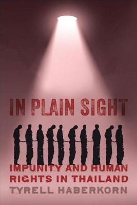 In Plain Sight: Impunity and Human Rights in Thailand - New Perspectives in South East Asian Studies (Hardback)
