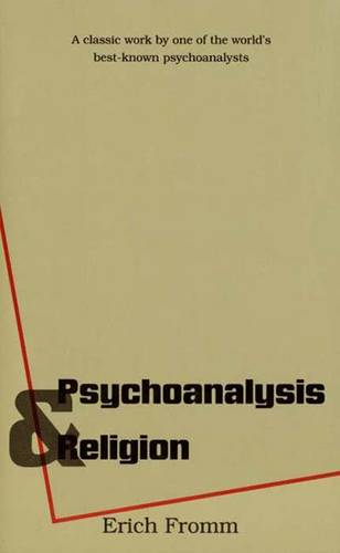 Psychoanalysis and Religion - The Terry Lectures (Paperback)