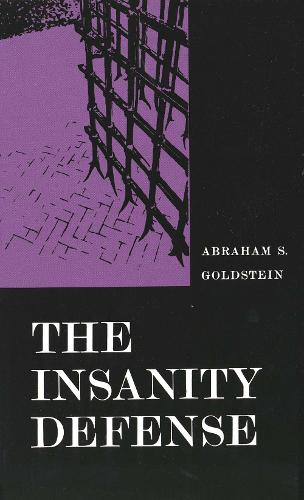 The Insanity Defense (Paperback)
