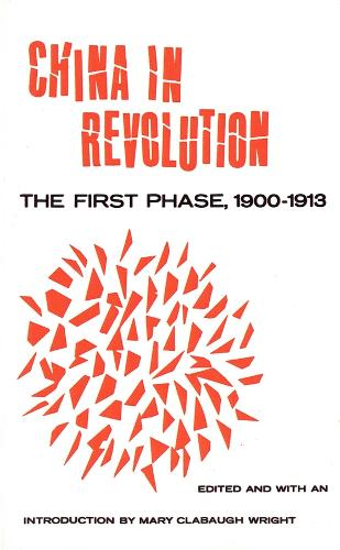 China in Revolution (Paperback)
