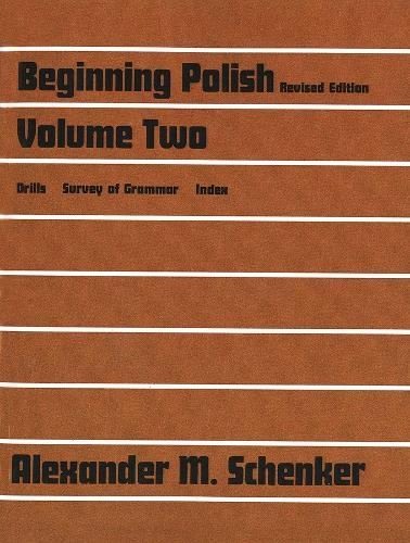 Beginning Polish, Revised Edition, Volume Two (Paperback)
