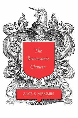 The Renaissance Chaucer (Paperback)