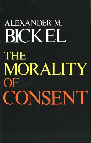 The Morality of Consent (Paperback)