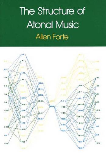 The Structure of Atonal Music (Paperback)