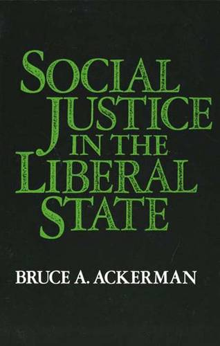 Social Justice in the Liberal State (Paperback)