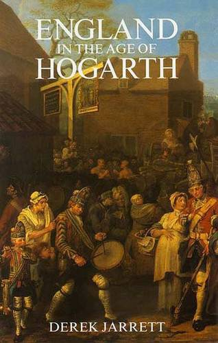 England in the Age of Hogarth (Paperback)