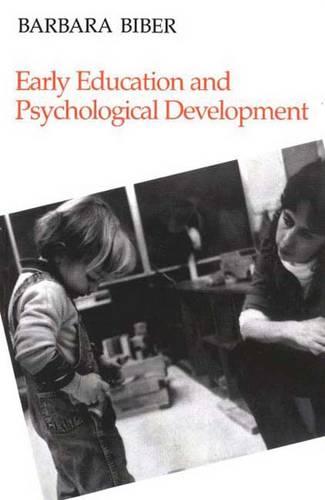 Early Education and Psychological Development (Paperback)