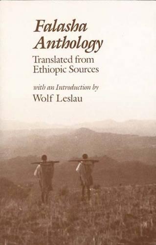Falasha Anthology - Yale Judaica Series (Paperback)