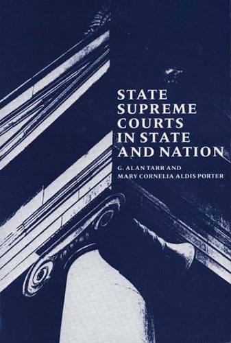 State Supreme Courts in State and Nation (Paperback)