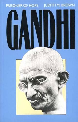 Gandhi: Prisoner of Hope (Paperback)